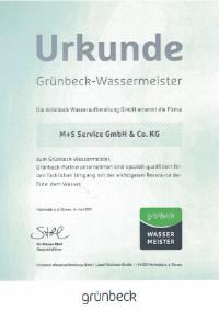Grünbeck Wassermeister